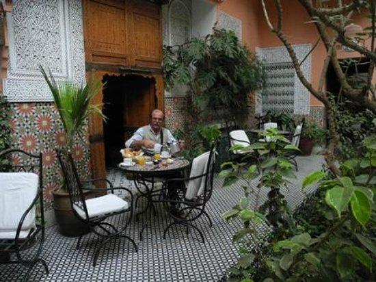 Courtyard Le Gallia