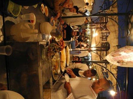 Le Gallia: Dining El Fnaa