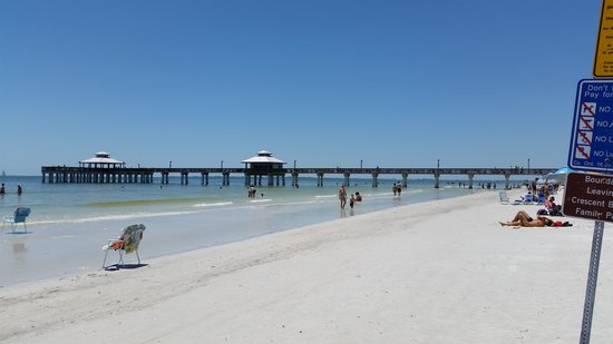 Fort Myers Beach : The Pier