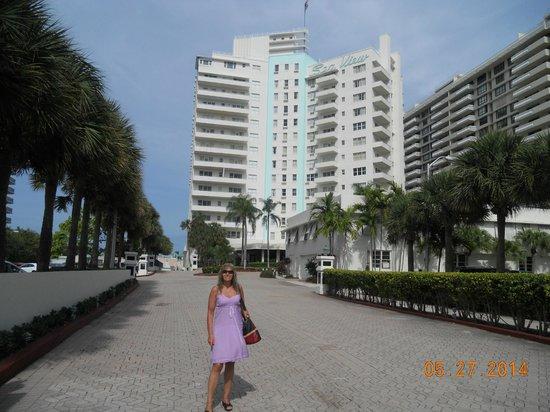 Sea View Hotel : Vista del hotel