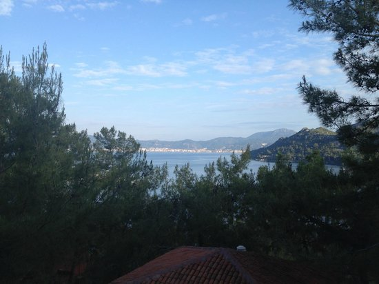 TUI Sensimar Marmaris Imperial Hotel : View from our room