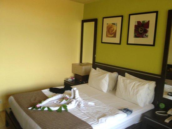 TUI SENSIMAR Marmaris Imperial Hotel: Our room