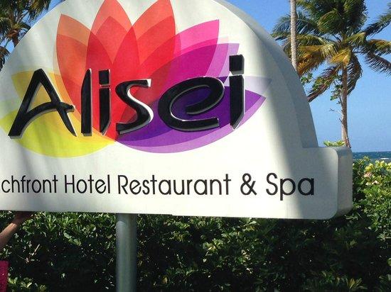 """Hotel Alisei: """"Excelente Paraíso en nuetro país RD""""."""