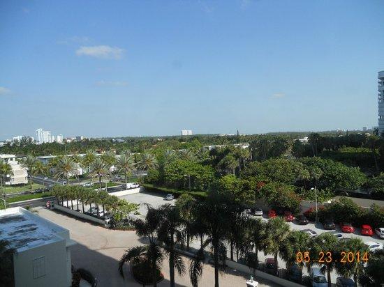 Sea View Hotel : Vista desde la habitación