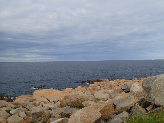 Emerson Inn : beautiful ocean