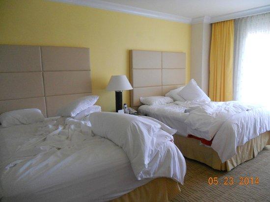 Sea View Hotel : Habitación