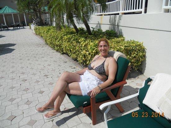 Sea View Hotel: Pileta