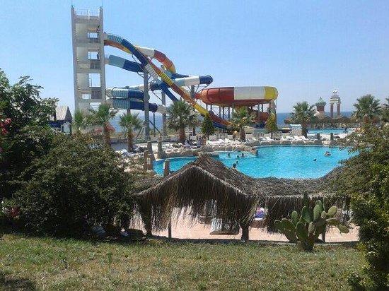 Dolunay Apart Otel: Didim Aqua Park. Loads of fun for all ages