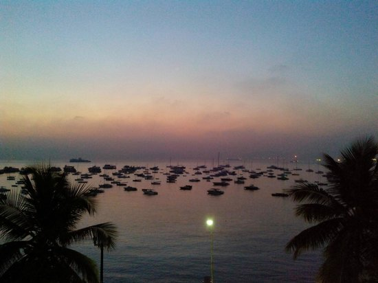 Sea Palace Hotel: sunrise