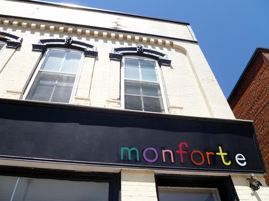 Monforte on Wellington : Monforte, 80 Wellington St. Stratford, Ontario