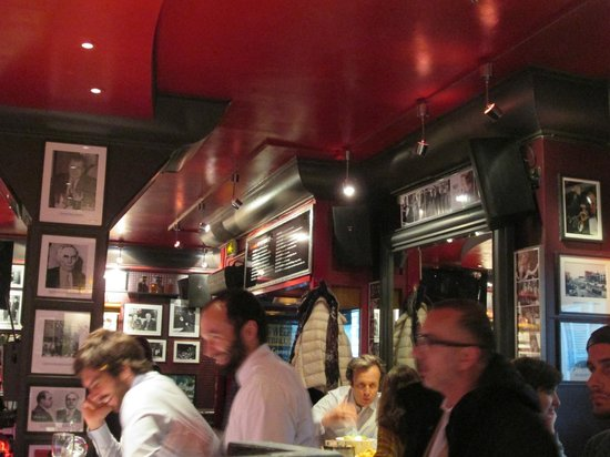 Bugsy's : Locale