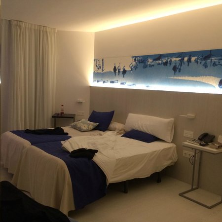 ALEGRIA Mar Mediterrania: chambre