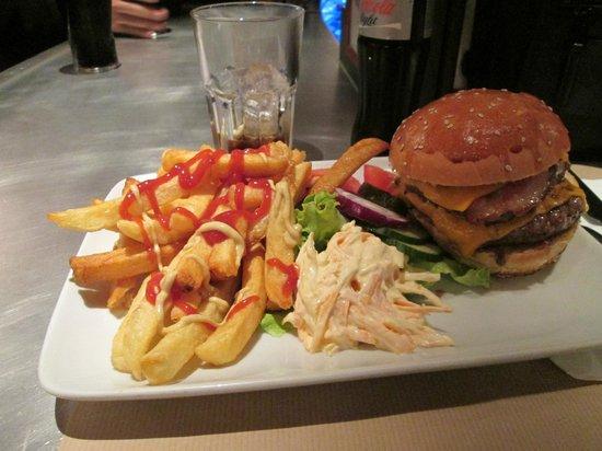 Bugsy's : Burger