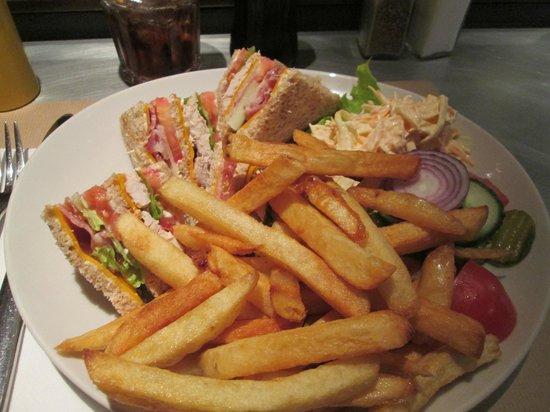 Bugsy's : Club sandwich