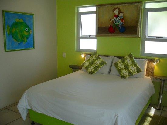 Mermaid's Playground: Green bedroom