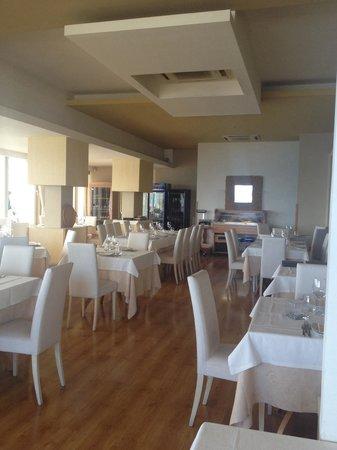 """Interno del ristorante """"al castello"""""""
