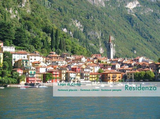 Residenza Lago di Lugano: Lago di Como