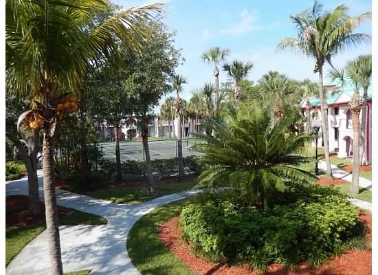Radisson Resort at the Port: Tennis courts
