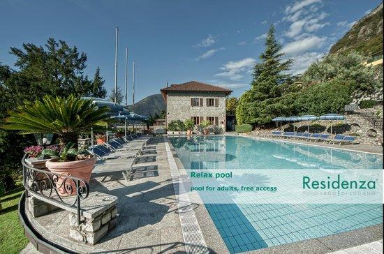 Residenza Lago di Lugano: Relax Pool