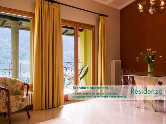 Residenza Lago di Lugano: Standard Apartment
