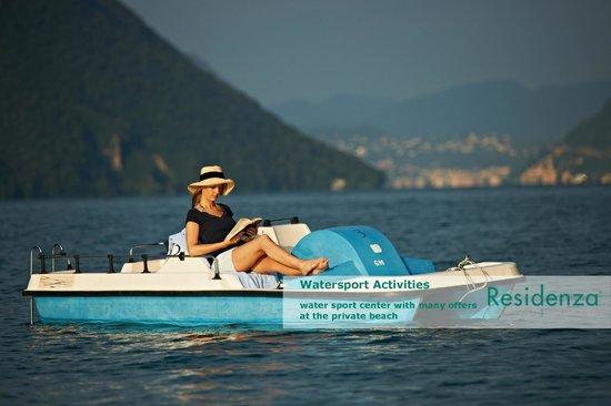 Residenza Lago di Lugano: Watersport