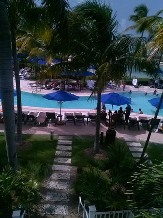 Hawks Cay Resort: View from 3202