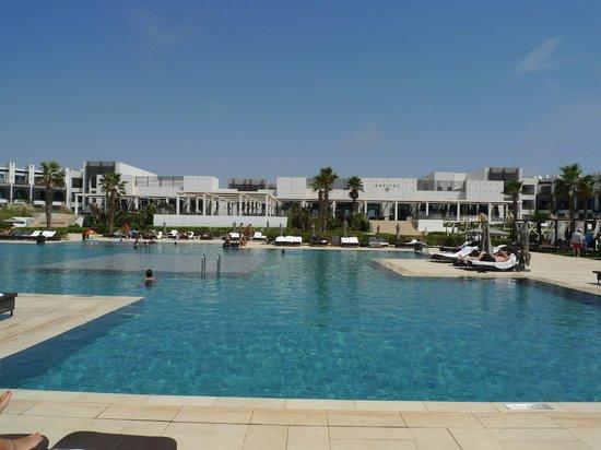 Sofitel Agadir Thalassa Sea & Spa: Sofitel piscine