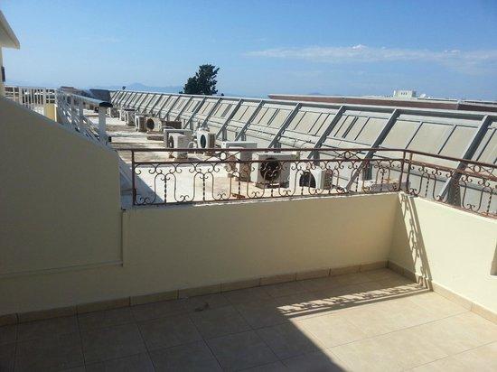 Sunland Hotel : Sea view