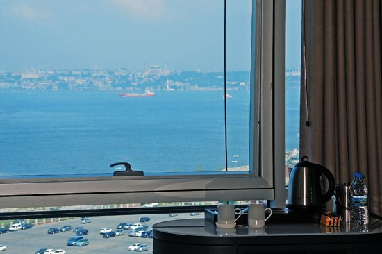 DoubleTree by Hilton Istanbul - Moda: Blick auf die Istanbuler Altstadt