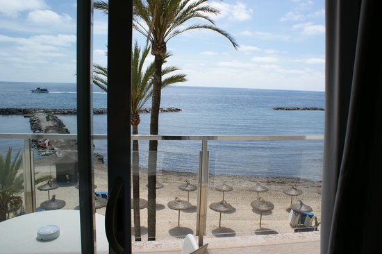 Gran Sol: room with a view to die for
