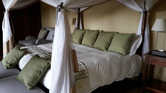 Sanctuary Olonana: Honeymoon Tent
