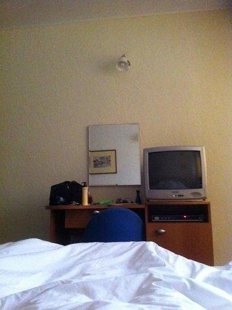 Hotel Piemonte: my room