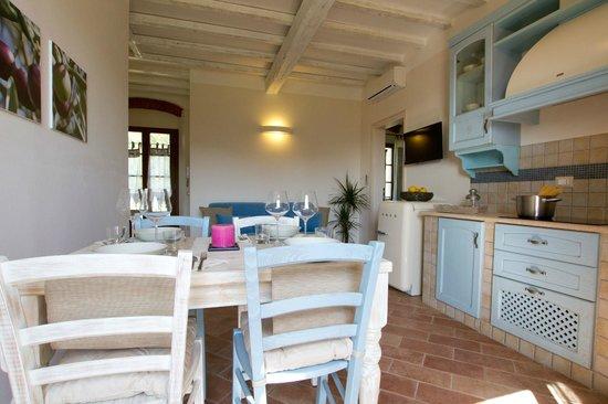 Cucina, soggiorno - Foto di il Bottaccio, Casa di Campagna ...