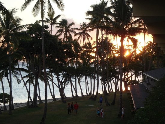 Shangri-La's Fijian Resort & Spa: too many kids