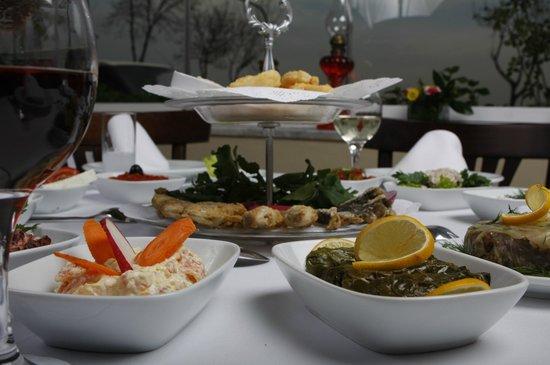 Karisma Sen Restaurant: Food detail