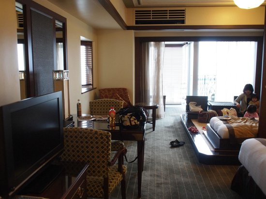 Okinawa Spa Resort EXES: 室内