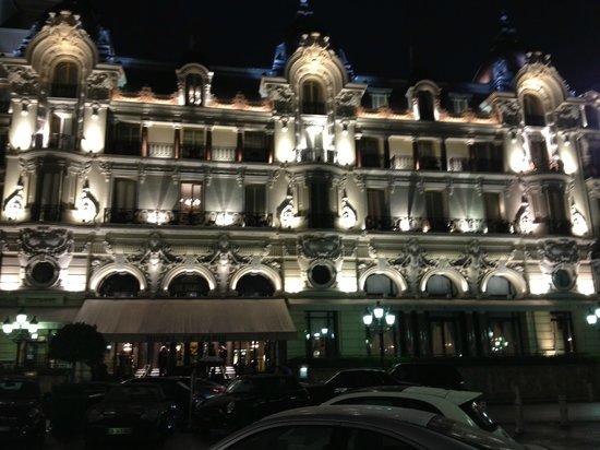 Hotel de Paris Monte-Carlo: On THE circle