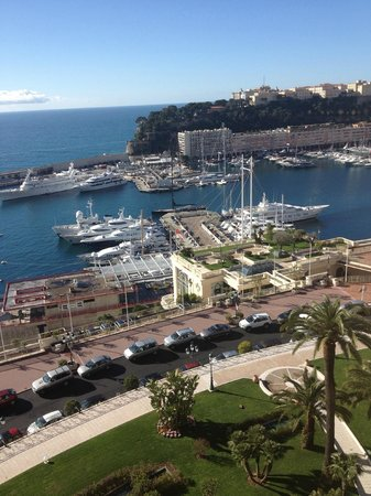 Hotel De Paris: The View