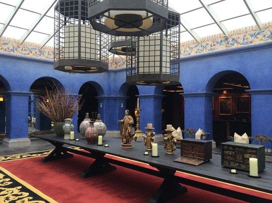 Palacio del Inka, a Luxury Collection Hotel: Reception area