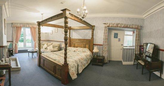 George & Dragon Hotel: Garden Suite