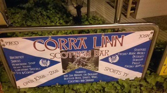 The Corra Linn
