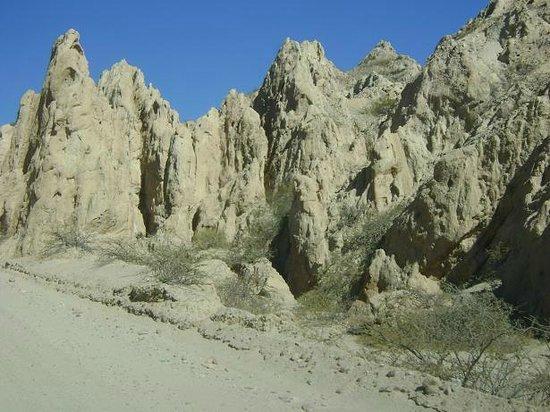 Quebrada de Las Flechas - Angastaco : Q. de las flechas