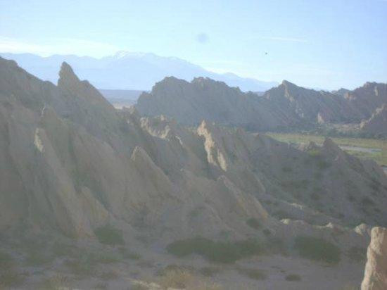 Quebrada de Las Flechas - Angastaco : Q de las flechas