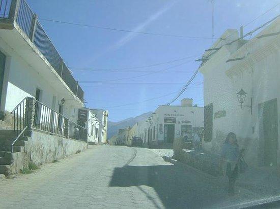 Quebrada de Las Flechas - Angastaco : Ciudad de Cachi