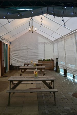 The Arches Hotel, Claregalway : Marquee