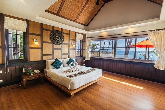 Coco Palm Beach Resort : Beach Front Villa