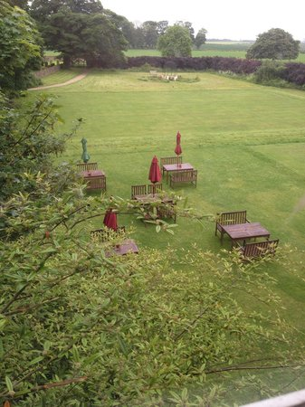 Rowley Manor Country House Hotel: View from room 2