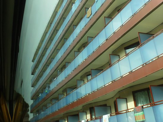 H·TOP Calella Palace & Spa: на нижних этажах