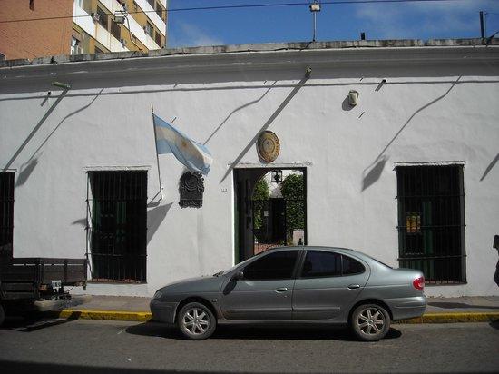 San Nicolas de los Arroyos, Argentinië: El Museo Casa del Acuerdo.