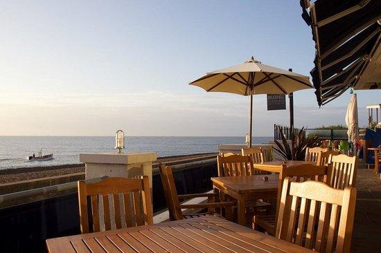 The Brudenell Hotel: Alfresco dining in Suffolk